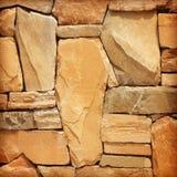 Moderne Platte, planen Steinwandhintergrund Steinwandbeschaffenheit und Lizenzfreie Stockfotografie