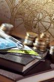 Moderne Reise, global lizenzfreie stockfotografie