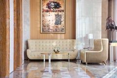 Moderne ruimte Royalty-vrije Stock Afbeelding