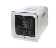 Moderne Ruimteheater isolated op Wit Stock Foto
