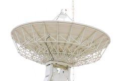 Moderne Satellitenschüssel Stockbild