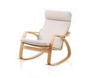 Moderne schommelstoel Stock Afbeeldingen