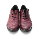 Moderne Schuhe stockbild
