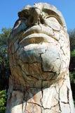 Moderne Skulptur Florence Igor Mitorajs Stockfoto