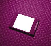 Moderne snelle SSD-Aandrijving In vaste toestand Royalty-vrije Stock Afbeelding