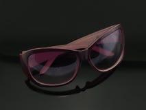 Moderne Sonnenbrillen Stockbild