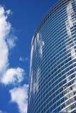 Moderne städtische Bürohaus Lizenzfreie Stockbilder