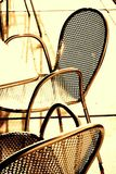 Moderne Stühle Lizenzfreie Stockfotos