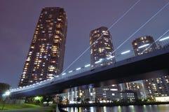 Moderne stad stock afbeeldingen