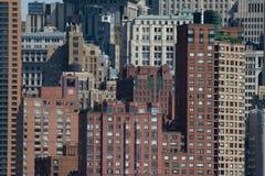 Moderne stadsgebouwen Royalty-vrije Stock Fotografie