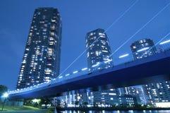 Moderne Stadt stockfotografie