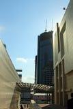 Moderne Stadt-Ansicht Lizenzfreie Stockfotos