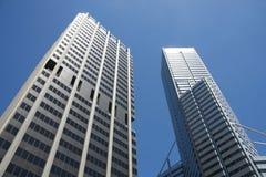 Moderne Stadt - Perth Lizenzfreies Stockfoto