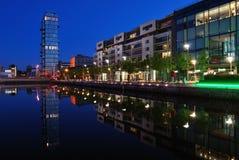 Moderne Stadtarchitektur Lizenzfreie Stockfotografie