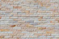 Moderne steenmuur Stock Foto