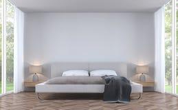 https://thumbs.dreamstime.com/t/moderne-stijlenslaapkamer-met-d-teruggevende-beeld-van-de-tuinmening-100051176.jpg
