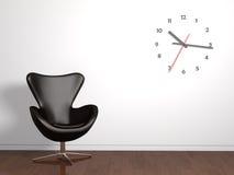 Moderne stoel Stock Afbeelding