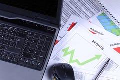 Moderne strategie Stock Foto's