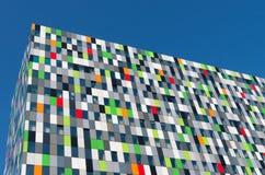 Moderne Studentenwohnungen Stockbild