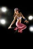 Moderne Tänze stockbilder