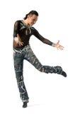 Moderne Tänze lizenzfreies stockfoto