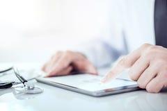 Moderne Technologie und Medizin Lizenzfreie Stockfotografie