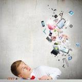 Moderne Technologien Stockfotografie