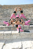 Moderne Tänzer Lizenzfreie Stockfotos