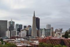 Moderne Toren in San Francisco Royalty-vrije Stock Afbeelding