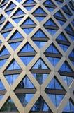 Moderne torenvoorzijde Stock Afbeelding