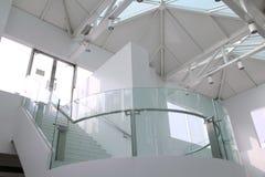 Moderne Treppe Lizenzfreie Stockfotografie