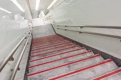 Moderne Treppe Stockbilder