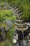 Moderne tuin Royalty-vrije Stock Foto