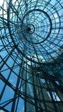 Moderne Turmarchitektur Stockbild