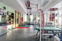Moderne Turnhalle Stockbilder