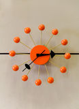 Moderne Uhr Stockfoto