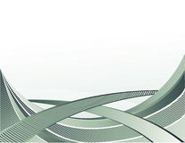 Moderne vectorachtergrond Stock Foto's