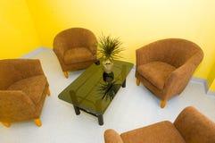 Moderne vergaderingsruimte Royalty-vrije Stock Foto