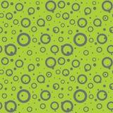 Moderne vlakke naadloze abstracte achtergrond van willekeurige geplaatste punten Stock Foto's