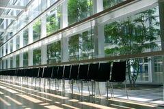 Moderne wachtkamer Stock Afbeeldingen