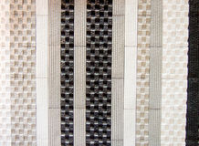 Moderne Wand Lizenzfreie Stockfotos