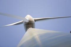Moderne Windmühle Stockbild