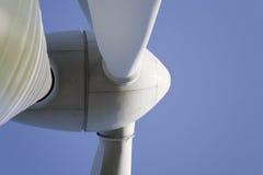 Moderne Windmühle Stockfotos