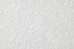 Moderne witte muurtextuur die als achtergrond gebruiken Stock Afbeeldingen