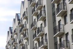 Moderne Wohnung Stockfotografie