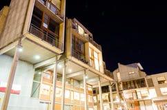 Wohnung - abstrakter Entwurf Lizenzfreie Stockfotografie
