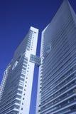 Moderne Wohnungen Stockfotos