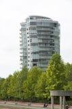 Moderne Wohnungswohnung Lizenzfreies Stockbild