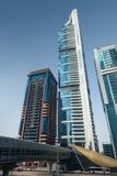 Moderne wolkenkrabbers Stock Fotografie