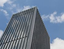 Moderne wolkenkrabbers Stock Afbeelding